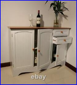Buffet Sideboard Table Cabinet Hall Table Console Cabinet Storage Cabinet, HC-001