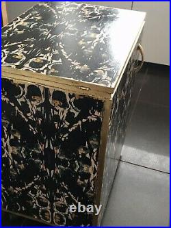 Glamorous Horn Sewing Machine Cabinet / Sewing Storage / Sewing Table