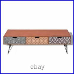 Retro TV Stand Steel Hairpin Legs Cabinet Table Storage Industrial Sideboard