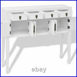 Retro Vintage Sideboard Entryway Console Table Buffet Storage Cabinet Cupboard