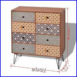 Sideboard Cabinet Storage Bedside Table Console Table Nightstand with Drawer