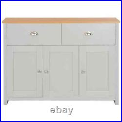 Storage Cupboard Sideboard Cabinet Bedroom Table Kitchen Furniture Drawers Unit