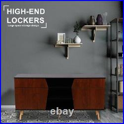 TV Cabinet Stand Unit Living Room Storage Cabinet Coffee Table Modern Furniture