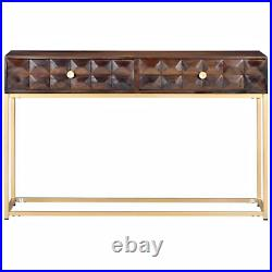 Vintage Large Console Table Antique Sideboard Hall Storage Unit Lounge Cabinet
